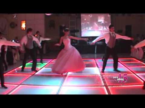 bailes de xv años - COREOGRAFIAS PROFESIONALES PARA 15 AÑOS ESTUDIO TOP DANCE. AV. RIO FRIO # 150, ENTRE CANAL DE SAN JUAN Y OTE. 259. COL. AGRICOLA ORIENTAL. CERCA DE LA ESTACI...