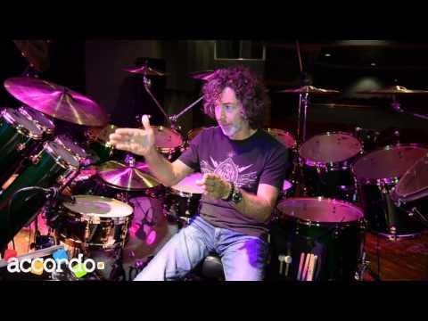 Simon Phillips - Drum Lesson:
