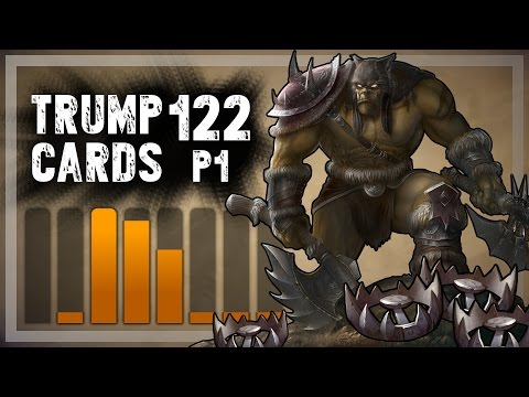 cards - Back in the days when Trump was a proud member of the Boy Scouts he learned how to survive in the wilds by laying traps. Now that knowledge finally comes in handy. ▻ Part 2: https://www.youtube....