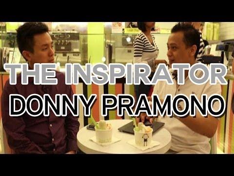 THE INSPIRATOR: Donny Pramono – Creative Entrepreneur