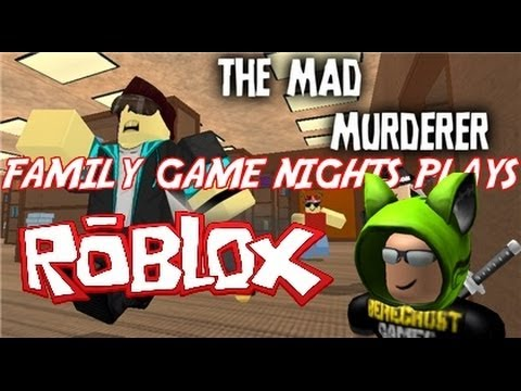 Family Game Nights Plays Roblox - Summer Games The Mad Murderer (PC)