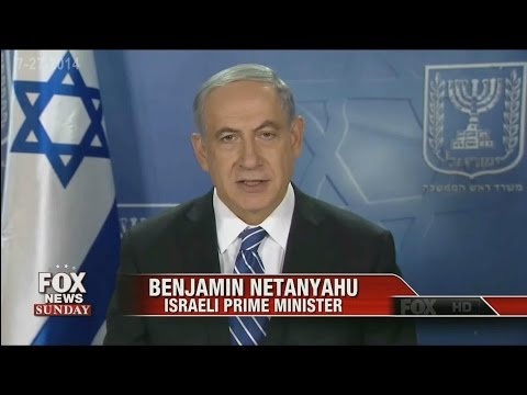 Netanyahu - Israeli Prime Minister, Benjamin Netanyahu joins Chris Wallace on Fox News Sunday for his take on the recent Israel-Hamas conflict and false narrative being ...