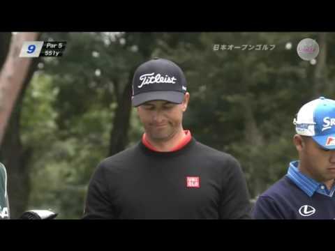 なかなか日本では見られない松山英樹、アダムスコット、石川遼の …
