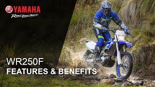 6. 2020 Yamaha WR250F Features & Benefits