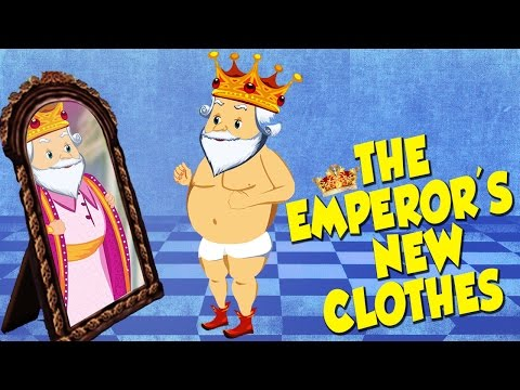 The Emperor's New Clothes   Full Movie   Fairy Tales For Children