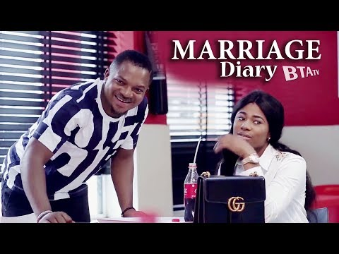 MARRIAGE DIARY NOLLYWOOD LATEST MOVIE.