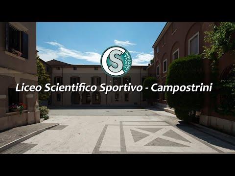 Presentazione Liceo Scientifico Sportivo - Campostrini