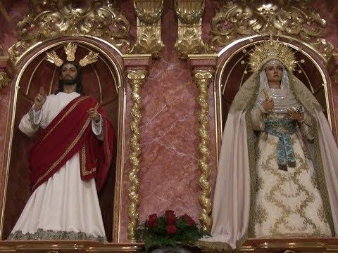 Restauración y Bendición del nuevo Retablo de la Hermandad de La Mulita (Domingo de Ramos)