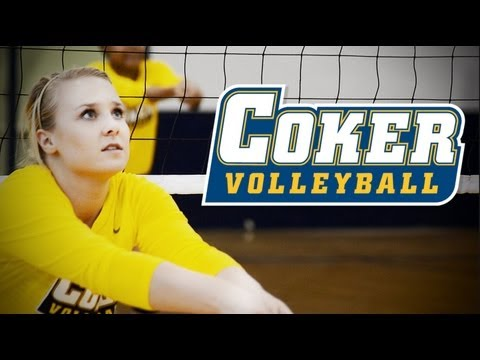 2013 Coker College Women's Volleyball