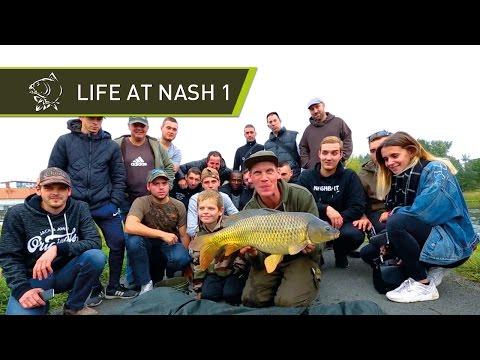 CARP FISHING BEHIND THE SCENES - Life at Nash 1_A héten feltöltött legjobb horgász videók