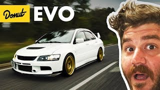 Lancer Evolution - Everything You Need to Know   Up To Speed