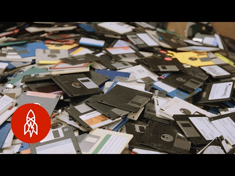 The Last Floppy Disk Company