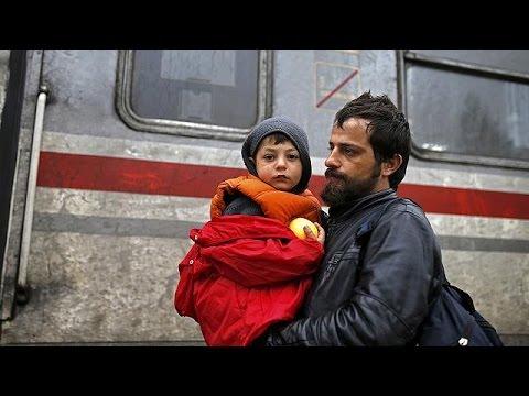 Σλοβενία-Κροατία: Αποκαθίσταται η προσφυγική ροή