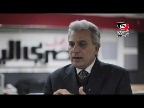 جابر نصار: نجحنا في تأسيس وحدة لمناهضة «التحرش» وشهدت لها «الأمم المتحدة»