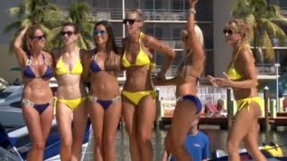 23rd Annual Key West Poker Run Florida Powerboat Club 2015 - YouTube