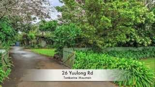 Yuulong Australia  City pictures : 26 Yuulong Rd, Tamborine Mountain Real Estate