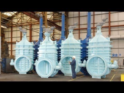 Glenfield Valves Ltd (видео)