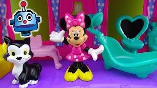 Video Minnie La Casa de Minnie Minnie's House - Juguetes de Minnie MP3, 3GP, MP4, WEBM, AVI, FLV Agustus 2017