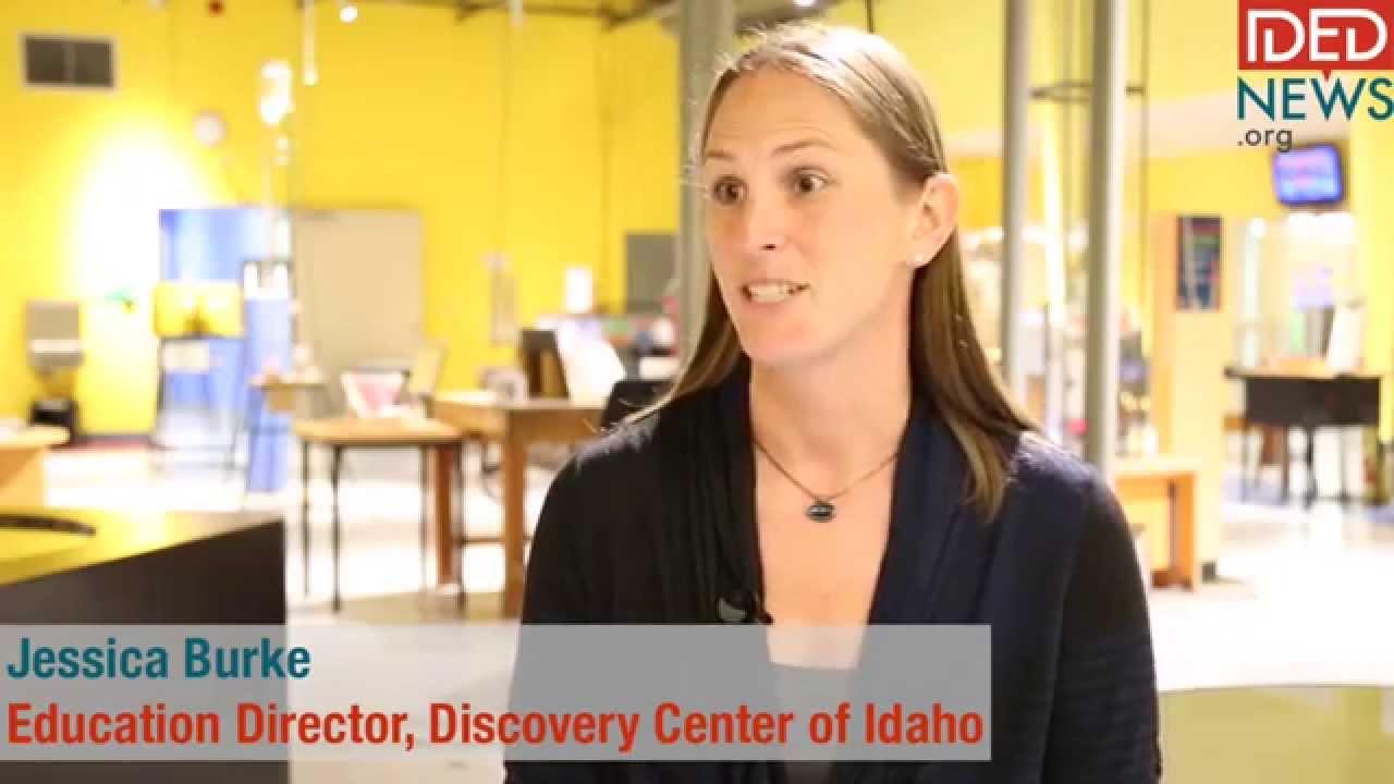 New education director embodies exploration