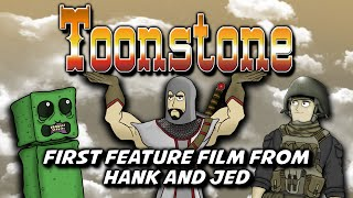 The Noob, Doraleous, and Cooper talk about Hank and Jed's first feature film Toonstone!Order Toonstone: https://play.google.com/store/movies/details/Toonstone?id=f4K_JehTCV8International: http://radi.al/ToonstoneiTunesAmazon: http://www.amazon.com/Toonstone-Brent-Triplett/dp/B00VHQIH6A/ref=sr_1_1?ie=UTF8&qid=1430774971&sr=8-1&keywords=toonstoneGet Sweet Gear from Neebs Gaming and Hank and Jed!!!https://hankandjed.spreadshirt.com/web site: https://hankandjedmoviepictures.com