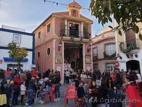Súper Bingo Navideño, Hdad. del Cautivo de Isla Cristina