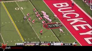 Noah Spence vs Wisconsin (2013)