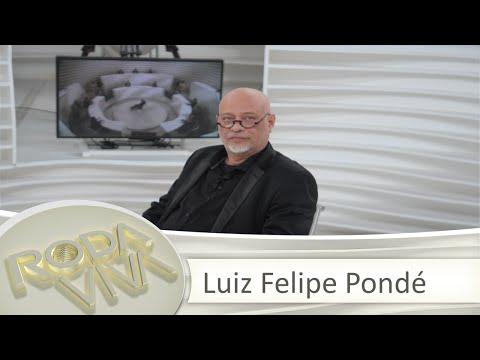 Roda Viva com Luiz Felipe Pondé