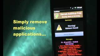 Hornet AntiVirus Free YouTube video
