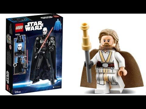LEGO Star Wars 2018 наборы и игра Battlefront 2 Обзор