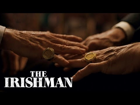 The Irishman (2019) | Ring Scene (1080p)