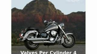 10. 2006 Kawasaki Vulcan 1600 Classic - Details and Features