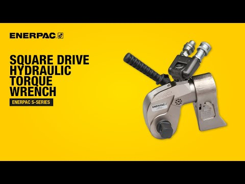 Enerpac hidraulički momentni ključ S-Wrench