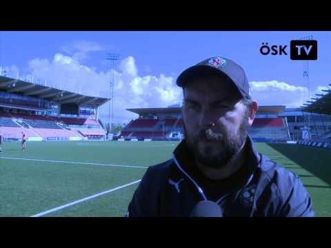 Axéns tankar inför ÖSK-AIK
