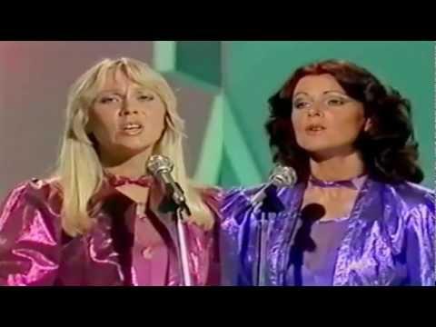 Chiquitita ABBA / video en HD / IMAGENES DE ORO / RADIORECUERDOS