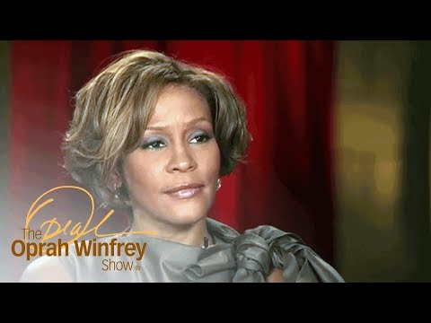 Whitney Houston: Bobby Brown Was Jealous of My Success | The Oprah Winfrey Show | OWN
