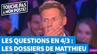 Video Les 4/3 de Jean-Luc Lemoine : Les dossiers de Matthieu Delormeau MP3, 3GP, MP4, WEBM, AVI, FLV Mei 2017