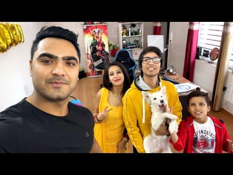 A day with Sourav joshi, oreo and piyush🥳