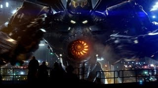 Trailer 2 - Con Footage - Pacific Rim