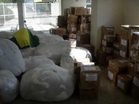 Doações para Barra de Guabiraba