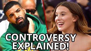 Millie Bobby Brown DEFENDS Drake Relationship