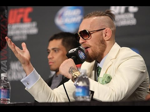 Conor - http://www.MMAWeekly.com/ -- At a time when MMA needed a hero, in came a brash witty young man from Ireland. The Conor McGregor phenomena is