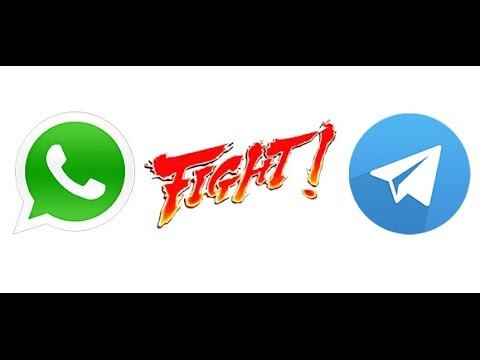 Whatsapp vs Telegram, il confronto su...