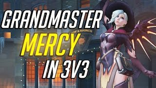 Grab your blanket and hot cocoa! We travel to the icy plains of Ecopoint: Antarctica where Mercy is warming hearts in 3v3 :) My friend @VictoriaIsBored on ...