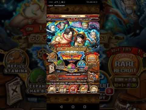 Treasure sugo fest pt. 1 - single multipull OPTC (видео)