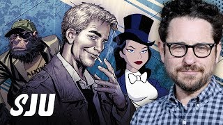 JJ Abrams Goes From Star Wars to Justice League Dark   SJU by Clevver Movies