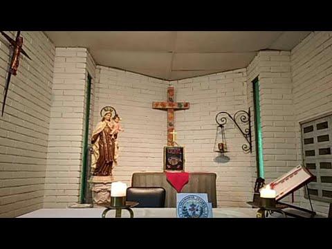 Eucaristía del martes 16 de junio de 2020, oficiada por el P. Javier Fuenmayor, SJ.