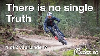 2. 1 of 2 voorbladen? There is no single Truth