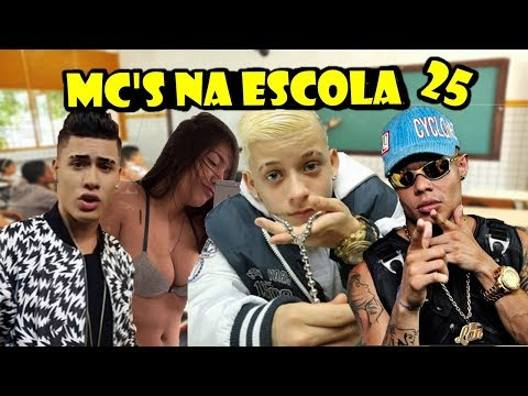 MC'S NA ESCOLA 25 (Kevinho,MC Pedrinho,MC Don Juan,MC Lan e WM...)