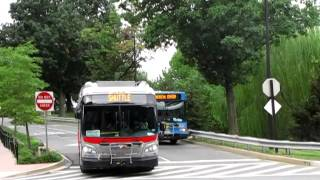 Quick series of clips from a trip made in August 2014 to Washington and Montgomery County, Maryland