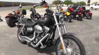 5. 304035 - 2007 Harley Davidson Dyna Street Bob FXDB - Used Motorcycle For Sale